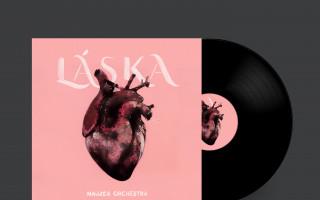 Nauzea Orchestra vydává LP Láska