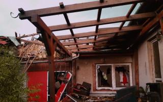 Pomoc pro rodinu Janulíkovu z Moravské, kterou zasáhlo tornádo