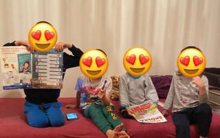 Vybavení bytu pro dědu a jeho 4 vnoučata