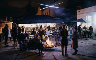 Podpořme společně galerii Holešovická Šachta #kulturažije