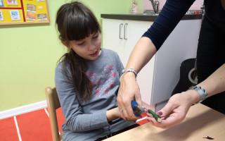 Pomozme, aby i Bětuška mohla do školy