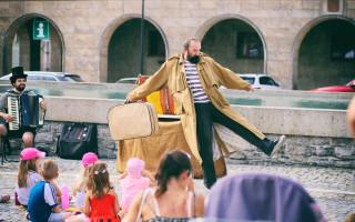 Divadlo Cirkus Žebřík: nová energie