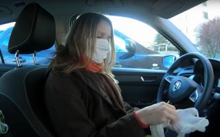 SMART péče o duši - automobil pro terénní službu organizace Péče o duševní zdraví