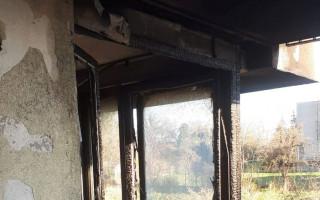 Sousedská sbírka po velkém požáru