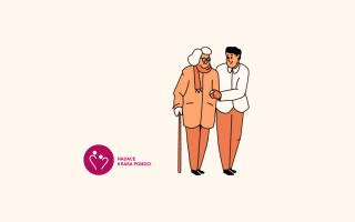 #diky2020 na podporu seniorů