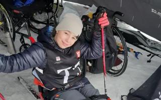 Přispějme Sašence na nové speciální lyže