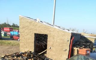 Pro rodinu z Hrušek, které tornádo vzalo střechu nad hlavou – pomoc pro Lucii Opluštilovou a Josefa Kubka