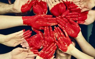 Aby bylo více dárců krve a plazmy