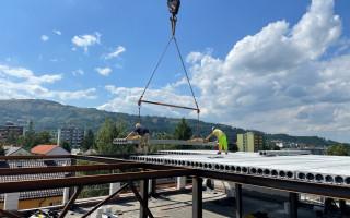 Nástavba a rekonstrukce Gymnázia BESKYDY MOUNTAIN ACADEMY