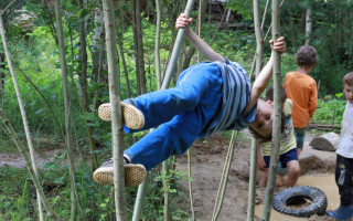 Nové zázemí pro Sluněnku – jedinečná mobilní dřevostavba