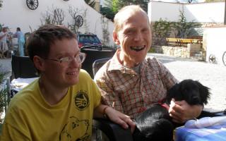 Elektrický vozík pro Zdeňka, který chce žít aktivně