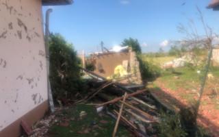 Pomoc pro rodinu Pazourkových z Mikulčic, které tornádo zničilo dům i auta