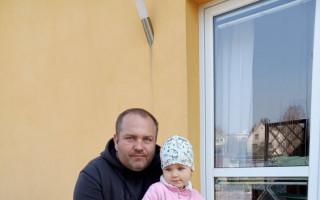 Podpora pro Petru a Kačenku, které náhle přišly o tatínka a partnera