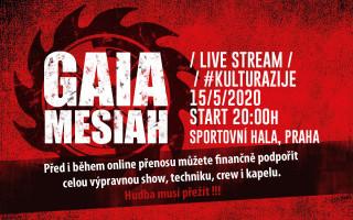 GAIA MESIAH live stream