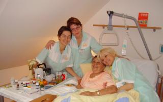 Spojme síly při vzniku prvního lůžkového hospice na Vysočině