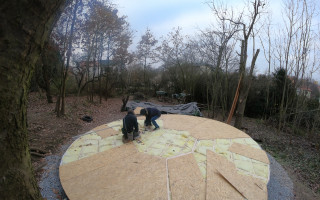 Pomozme postavit jurtu pro děti z Lesního klubu Malejov