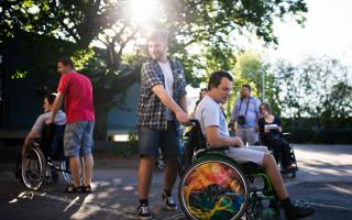 Dvakrát více dobrovolníků pro vozíčkáře #dobrodobro