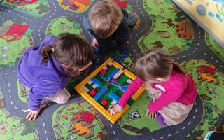 Nová podlaha do Církevní mateřské školy Studánka