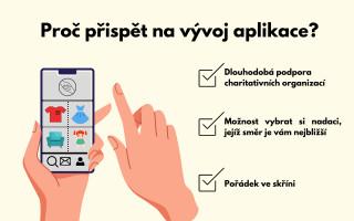 Pomáhejme spolu - aplikace, která vám udělá doma pořádek a zároveň pomůže tam, kde je třeba