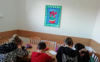 Za pomoc dětem z Dětského domova Nechanice setkání s Barborou Mudrovou
