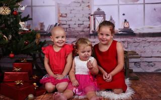 Pomozme kouzelným vnučkám, které potkal nelehký osud