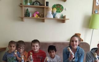 Hvězdy dětem pomáhají Karolíně z dětského domova