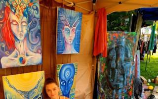 Živá galerie - umělecký prostor na Žižkově