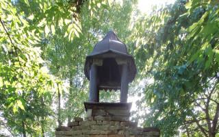 Zvon pro Kapličku Františkov
