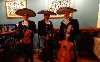 Margaríta (na koncertě zazní první písnička v češtině od mexické kapely)