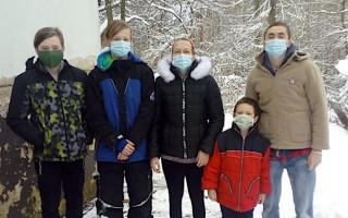 Nové bydlení pro Veroniku, její čtyři děti a dědečka