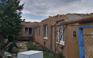 Pomoc Dobšíčkovým, kterým tornádo vzalo domov