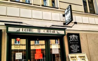 Podpořme žižkovský kulturní Bar Behind the Curtain #kulturažije