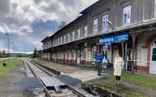 Moldava - nekonečná stanice