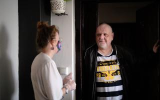 Breakfaststory a Venuše ve Švehlovce pomáhají rodině pana Jana