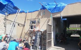 Pomoc paní Romaně Pravdové, která ztratila střechu nad hlavou