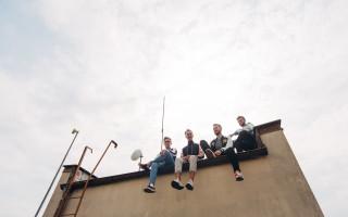 Kapela Ending vydává první dlouhohrající desku na vinylu!