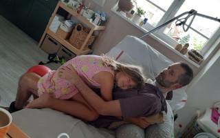 Pomoc Michalovi, který prodělal krvácení do mozku
