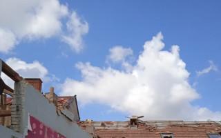 Střecha pro mé rodiče, Kurkovy, zasažené tornádem v Lužicích