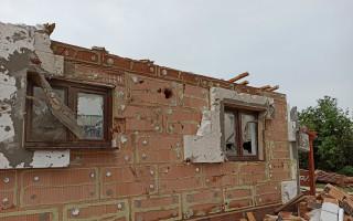 Pomoc rodině Bernátkových, kteří při tornádu přišli o střechu nad hlavou