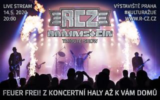 RCZ – RAMMSTEIN TRIBUTE live stream FEUER FREI show