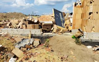 Pomoc pro Balášovy - tornádem zdemolovaná novostavba v Mikulčicích