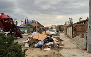 Pomoc rodině Prušanské, kterou zasáhlo tornádo