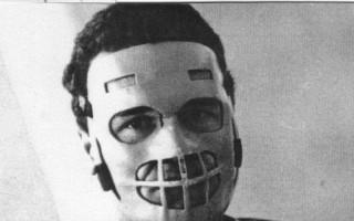 Maska: Podpořte vydání unikátní publikace o československém hokeji