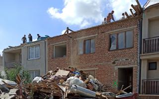 Pomoc pro Alču Kaňovou s rodinou, které zastihlo tornádo
