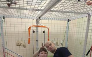 Přispějme na celoroční neurorehabilitační cvičení pro Martínka