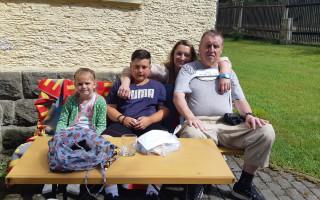 Podpořme maminku samoživitelku Martinu a její dvě děti