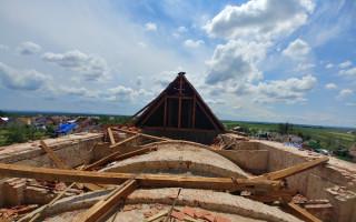 Obnova kostela v Moravské Nové Vsi