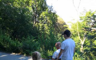Pomoc tátovi Petru Dočkalovi, který je na vozíku
