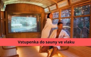 Vlakem za zážitky - Stavba koncertního a saunového vagónu