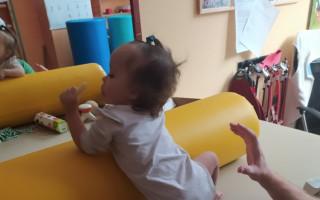 Pomohli jste Ladunce rehabilitovat a postavit se na nohy